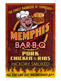 Memphis  Tennessee - Barbecue