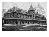 Parsons  Kansas - Missouri  Kansas  and Texas Railroad Station