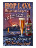 Hawaiian Hop Lava Lager