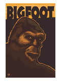 Bigfoot Face