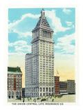 Cincinnati  Ohio - Union Central Life Insurance Co Building Exterior