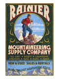 Mount Rainier - Mountaineering Supply Company