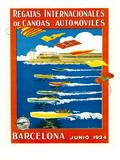 Regatta Internacionales De Canoas Promotion