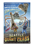 Seattle vs The Giant Crabs