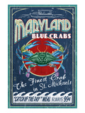 Blue Crabs - St Michaels  Maryland
