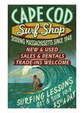 Cape Cod  Massachusetts - Surf Shop