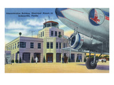 Jacksonville  Florida - Municipal Airport Administration Building