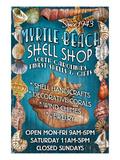 Myrtle Beach  South Carolina - Shell Shop