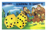 War Games  Learning How to Shoot Craps