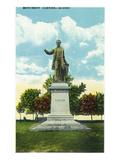 Quebec  Canada - Cartier Monument Scene