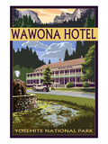 Wawona Hotel - Yosemite National Park - California
