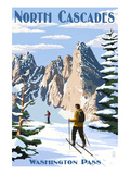 North Cascades  Washington - Cross Country Skiing