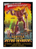 Seattle vs Astro Invaders