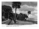 Daytona Beach  Florida - Beach Street View