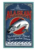 Ketchikan  Alaska - Salmon