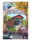 New England - Montage Scenes