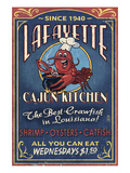 Lafayette  Louisiana - Cajun Kitchen