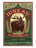 Juneau  Alaska - Moose Ale