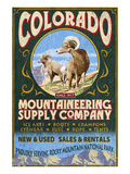 Mountaineering Supply - Rocky Mountain National Park