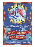 Cape Cod Kite Shop - Cape Cod  Massachusetts