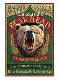 Seward  Alaska - Grizzly Ale