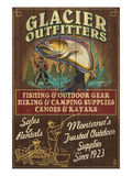 Glacier National Park - Trout Outfitters