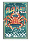 Alaska King Crab