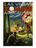 Las Vegas  Nevada - Zombie Apocolypse