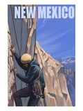 Cliff Climber - New Mexico