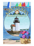 Nantucket  Massachusetts Montage