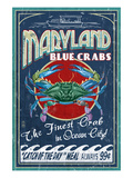 Blue Crabs - Ocean City  Maryland
