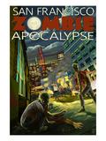 San Francisco Zombie Apocalypse