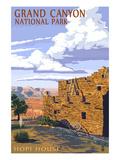 Grand Canyon National Park - Hopi House