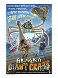 Alaska vs the Giant Crabs