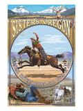 Sisters  Oregon - Cowboy Montage