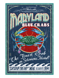Blue Crabs - Solomons Island  Maryland