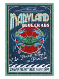 Preston  Maryland - Blue Crabs