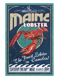 Camden  Maine - Lobster