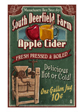 South Deerfield  Massachusetts - Apple Cider