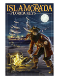 Islamorada  Florida Keys - Pirate and Treasure