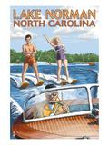 Lake Norman  North Carolina - Water Skiing