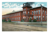 Battle Creek  Michigan - Nichols and Shepard Plant Exterior