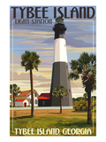Tybee Island Light Station  Georgia