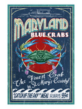 Blue Crabs - St Mary's County  Maryland