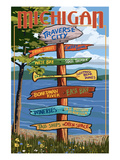 Traverse City  Michigan - Sign Destinations