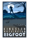 Kingston  Washington Bigfoot