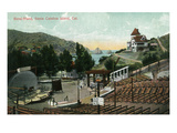 Santa Catalina Island  California - View of the Band-Stand