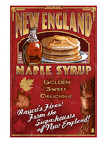 New England - Syrup