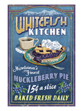 Whitefish  Montana - Huckleberry