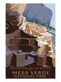 Mesa Verde National Park  Colorado - Long House